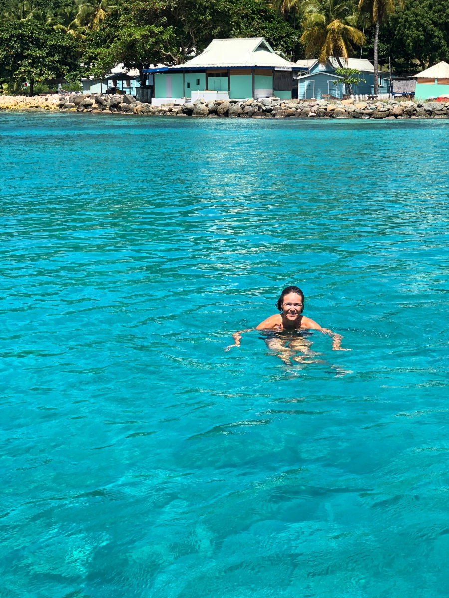 Sirène tropicale