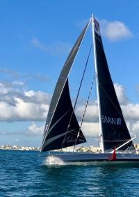 L'IMOCA du Yacht-club de Monaco - 5ème de sa classe