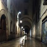 Une ruelle typique de Barcelone