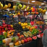 Le marché St-Josep