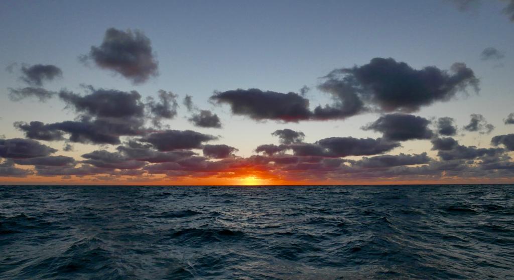 Lever de soleil aux Baléares