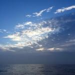 Brume et nuages