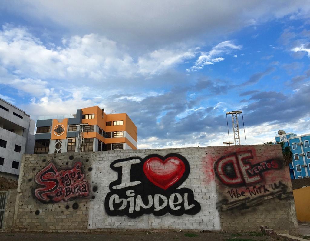 Mindelo graffiti
