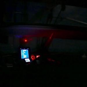 Cockpit nocturne