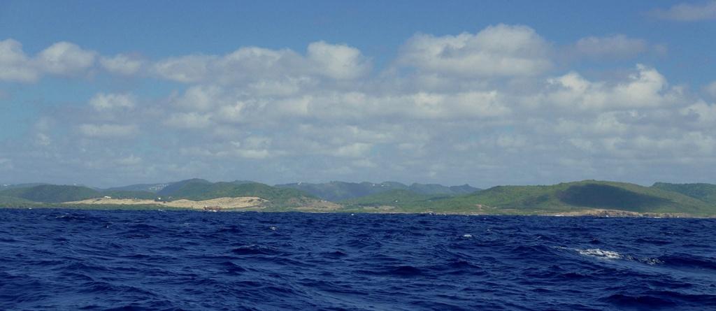 La Martinique est en vue